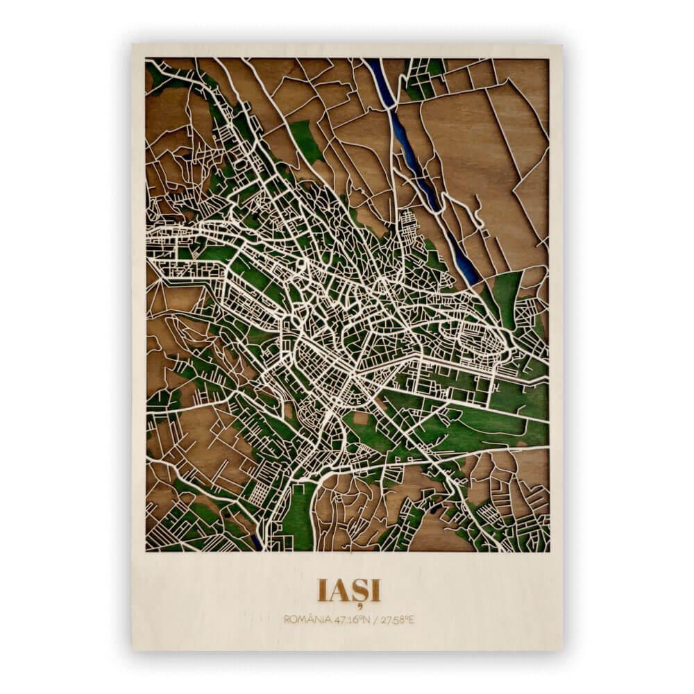 Harta-Iasi-Lemn