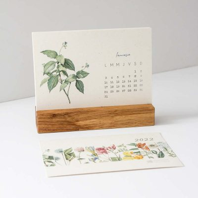Calendar Botanic